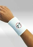 Wristbands long - white
